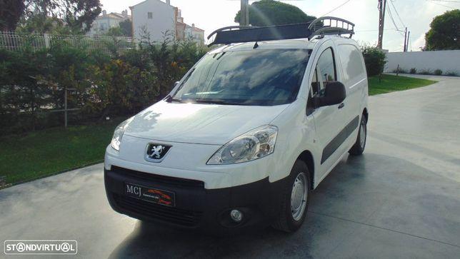 Peugeot PARTNER 1.6 HDI 90 CV GPS/AC