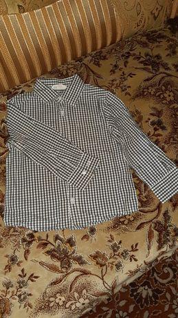 Рубашечка для хлопчика 2-3 р.