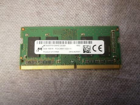 Pamieć RAM 4GB DDR4-2400 SO-DIMM (Micron)