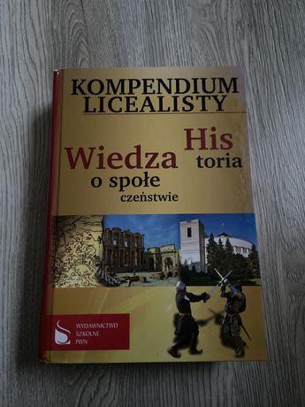 Kompedium licealisty WOS   Historia idealne do matury !