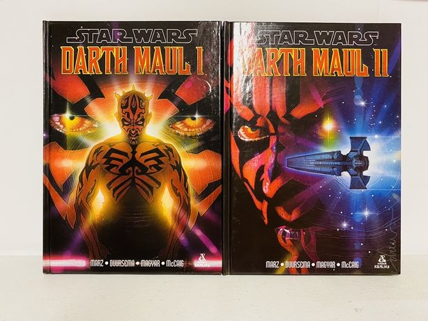 Star Wars. Darth Maul t.1-2 HC