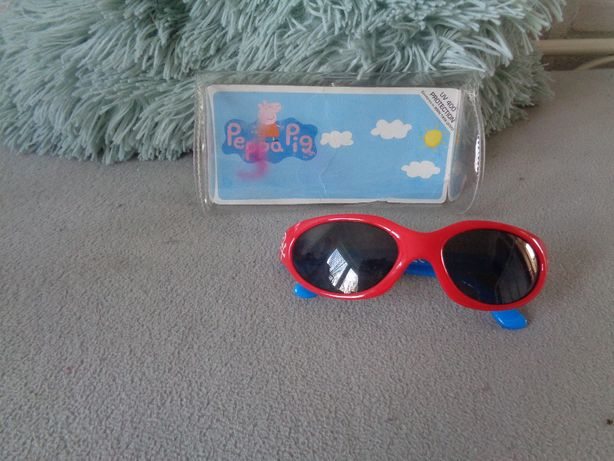 Okulary przeciwsłoneczne Świnka Peppa George
