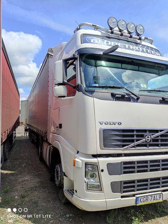 Volvo fh + naczepa kogel max standart