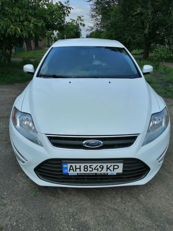 Ford mondeo 4 2013