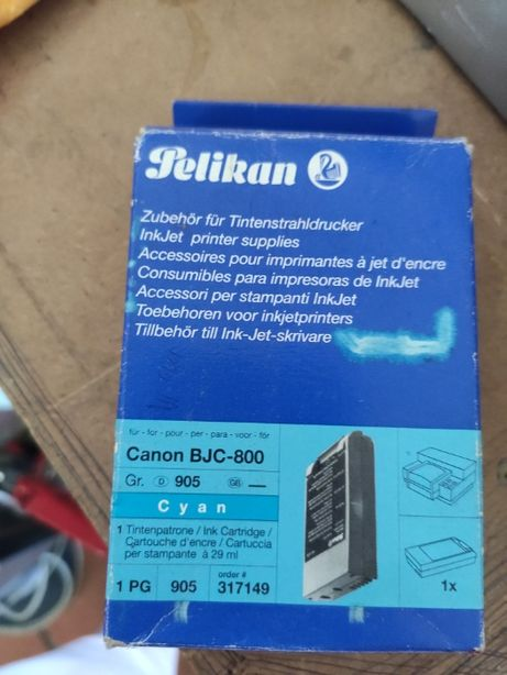 Pelikan InkJet Canon BJC-800