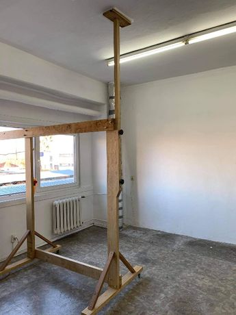 winda budowlana ,dekarska,żuraw na kółkach, wciągarka
