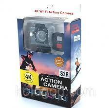 DVR SPORT Экшн камера с пультом remote Wi Fi waterprof 4K