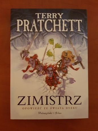 Terry Pratchett Zimistrz