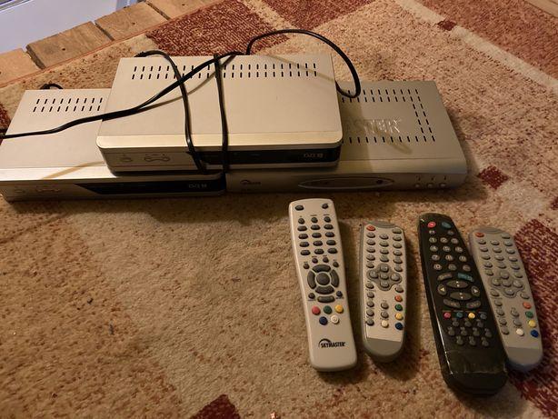 Odbiorniki DVB S i kable