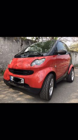 Smart 450 fortwo 0.7 turbo 2004