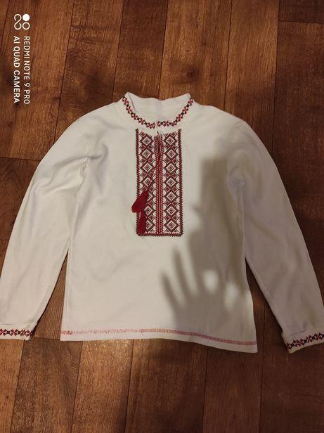 Продам вышитую рубашку