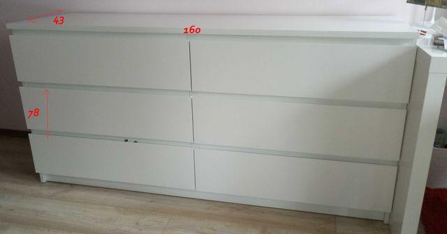 Komoda IKEA stan bardzo dobry