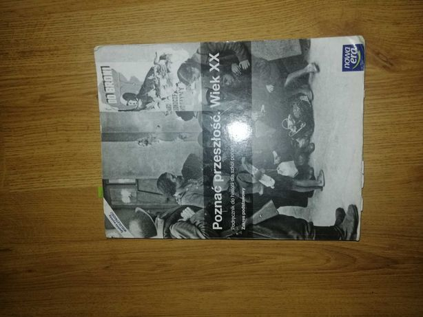 Podręcznik liceum historia