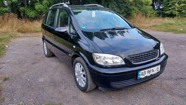 Opel Zafira (NJOY)