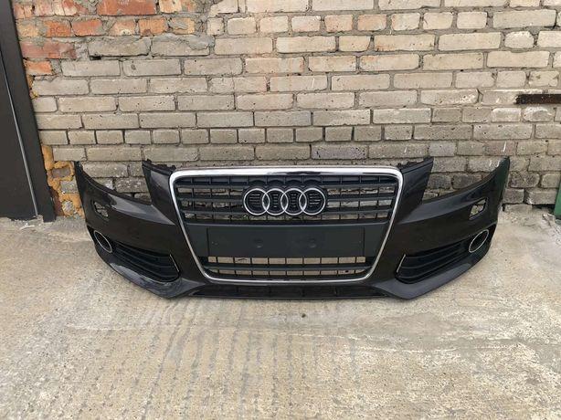 Бампер Ауді/Audi А2,А6,А4,А3,А5,ТТ,А8,Q5,Q7 s-line