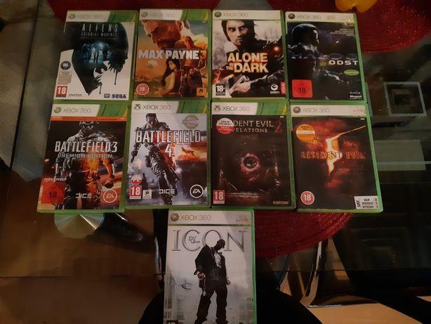 Gry Xbox 360 sprzedam zamienię