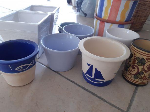 Conjunto de vasinhos