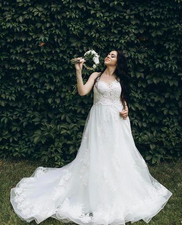 Свадебное плаття POLLARDI 2020