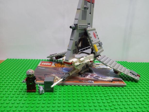 Lego star wars оригинал Лего звездные войны 75081