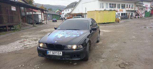 BMW 520 2001 рік