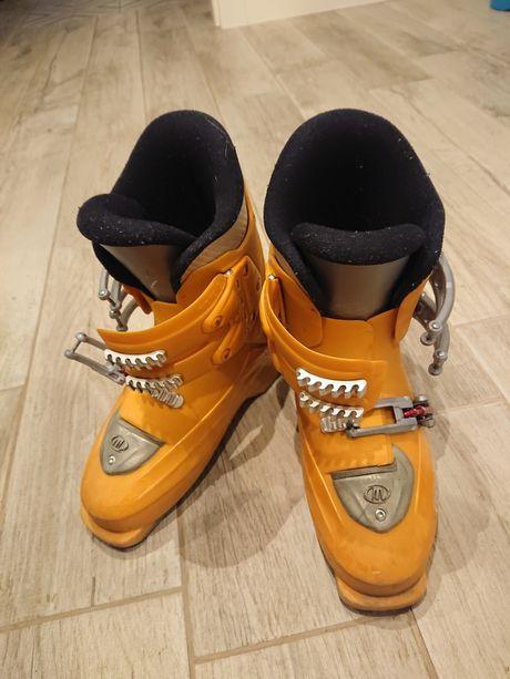 Buty narciarskie dziecięce Tecnica 22,5, skorupa 265 mm