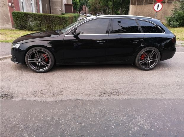 "Alufelgi 20"" Audi R8 5x112 z oponami 245/35/20 koła felgi piękne"