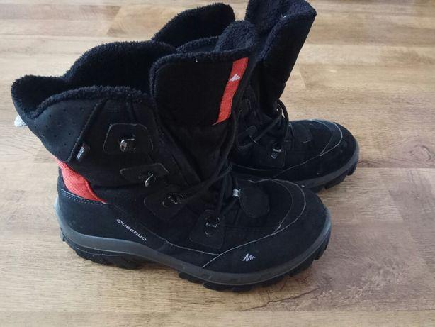 Quechua 38 śniegowce buty zimowe