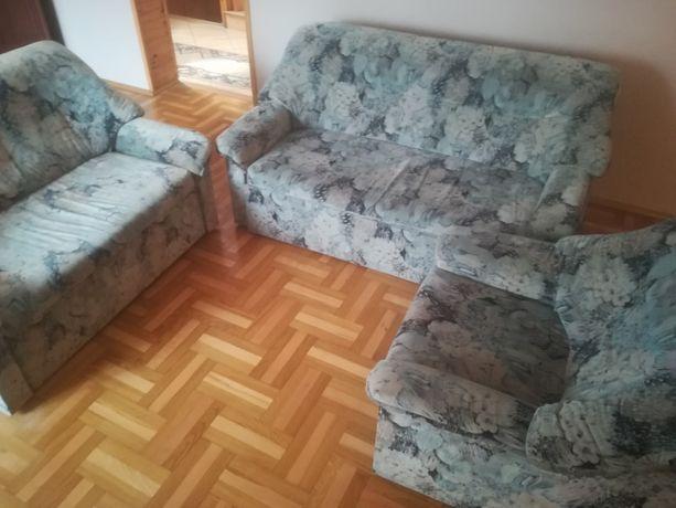 wypoczynek kanapa fotel łóżko - funkcja spania - wygodny BRW, AGATA