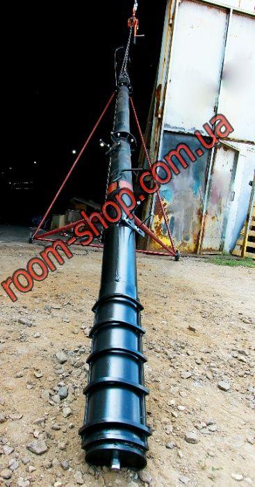 Шнековый транспортер, погрузчик, перегрузчик, зернопогрузчик, шнек Орехов - изображение 1
