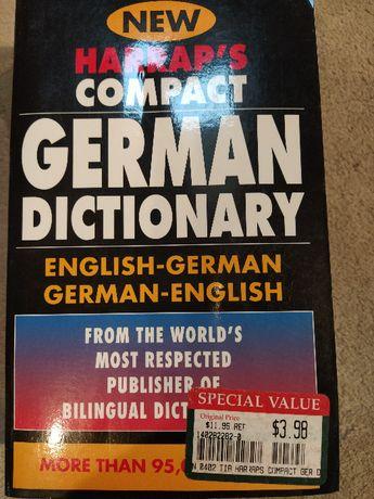 Німецько-англійський, англо-німецький словник