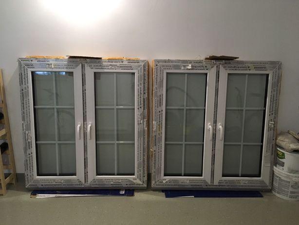 Okno Okna OKNOPLUS trzyszybowe szpros kontaktron