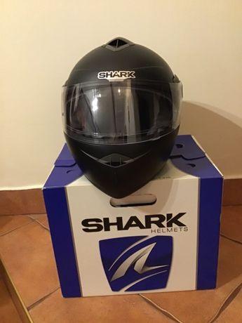 Kask motocyklowy Shark XS pinlock