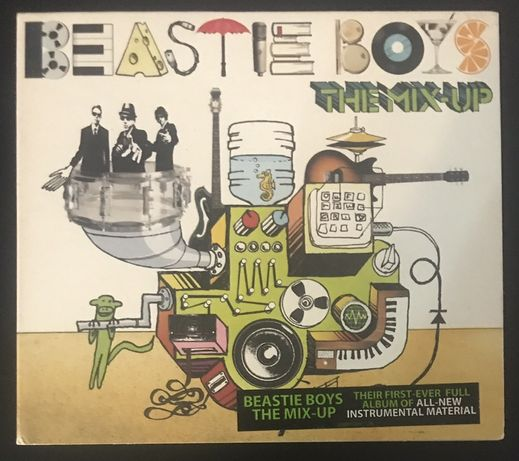 Beastie Boys the Mix-up instrumental mix up
