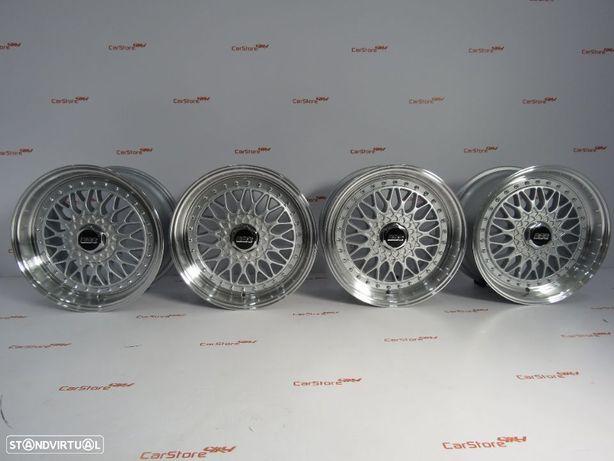 Jantes Look BBS RS 17 x 8.5 et20 4 x 100 / 114.3