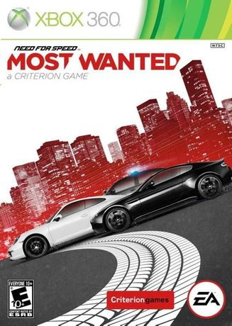 Gra Need For Speed MOST WANTED X360
