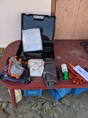 Набор для дигера, маска с фильтром,Очистка выгребных ям и туалетов.