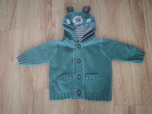 Sweterek chłopięcy  Next r. 74