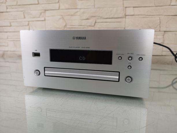 Yamaha DVD-840  wysokiej klasy odtwarzacz CD / DVD