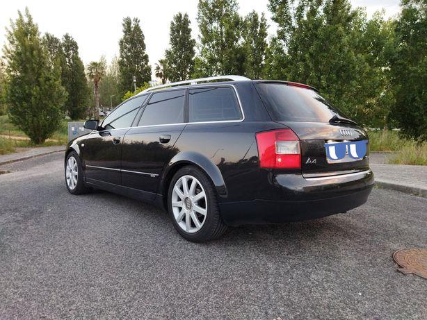 Audi A4 sline aceito retoma