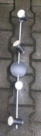 Używana lampa sufitowa 4 żarówki