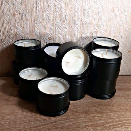 Соевые свечи с ароматом Creed Aventus
