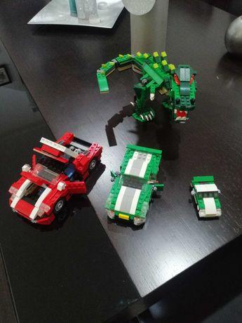 Legos creator montados