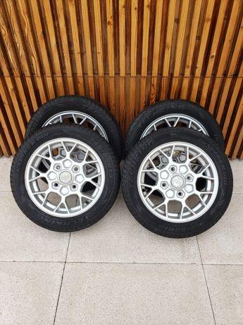 Jantes 13 com pneus para Microcar - Aixam