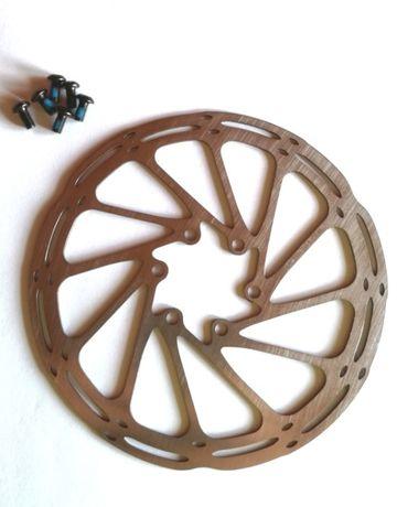 Discos de travão bicicleta BTT Avid - Sram 160 mm NOVOS