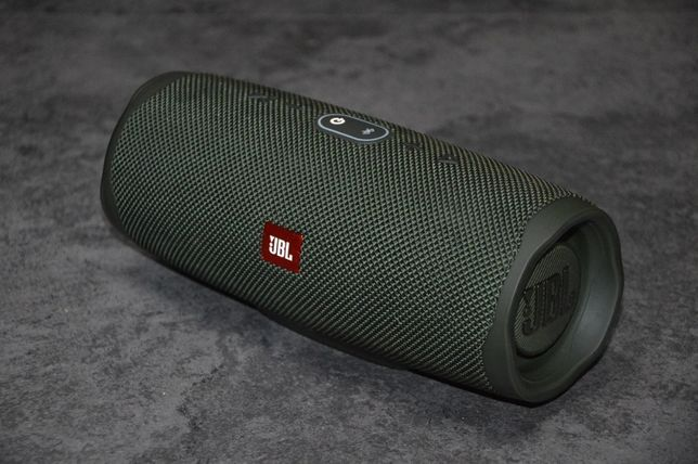 Głośnik mobilny JBL Charge 4 Zielony / Bluetooth / AUX / USB / 30W/