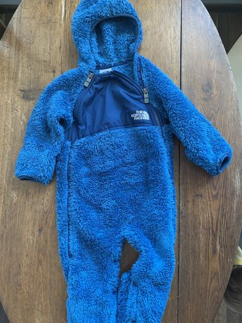 Kombinezon niemowlęcy The North Face 6-12 mcy