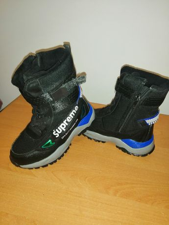 Ботинки зимові  для хлопчика