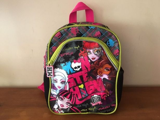 Plecak szkolno-wycieczkowy MONSTER HIGH