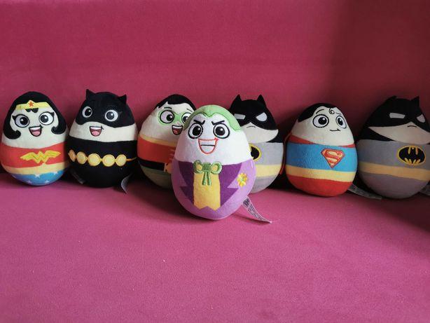 Pluszowe jajka superbohater Batman, Supermen, joker i inni