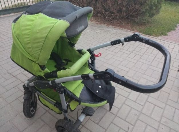 Wózek TAKO 3w1 spacerówka , gondola i fotelik